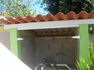 Pumpenhaus - Cas Iguana urlaub curacao