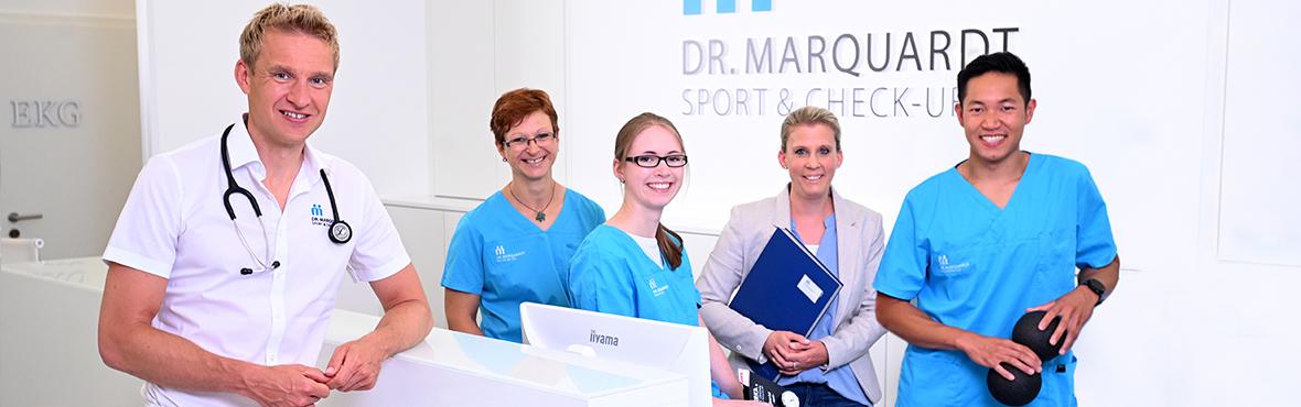 Dr. Matthias Marquardt - Praxisteam