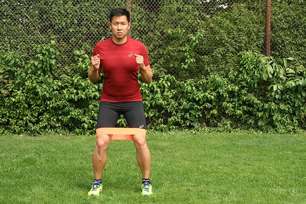 Dr. Matthias Marquardt, MARQUARDT RUNNING Athletik-Uebung: Seitwaertsgang 01