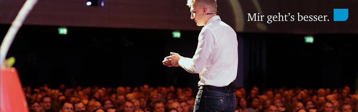 Dr. Matthias Marquardt - Seminare - Forever fit-Seminar