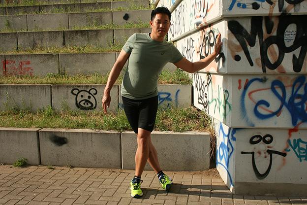 Dr. Matthias Marquardt, MARQUARDT RUNNING Athletik-Uebung: Tractus