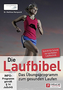 Dr. Matthias Marquardt - Die Laufbibel - DVD