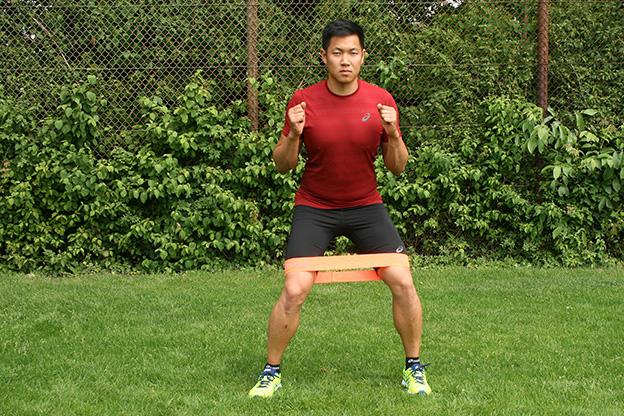 Dr. Matthias Marquardt, MARQUARDT RUNNING Athletik-Uebung: Seitwaertsgang 02