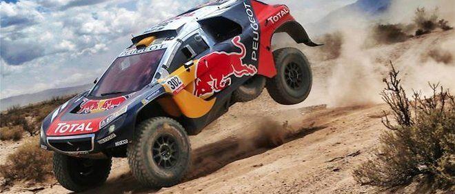 Dakar Rally Peugeot