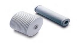 Cartouches de filtration par Adsorption, à diatomées