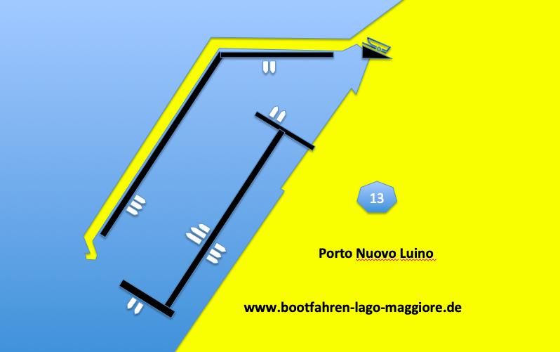 Sliprampe Porto Nuovo Luino