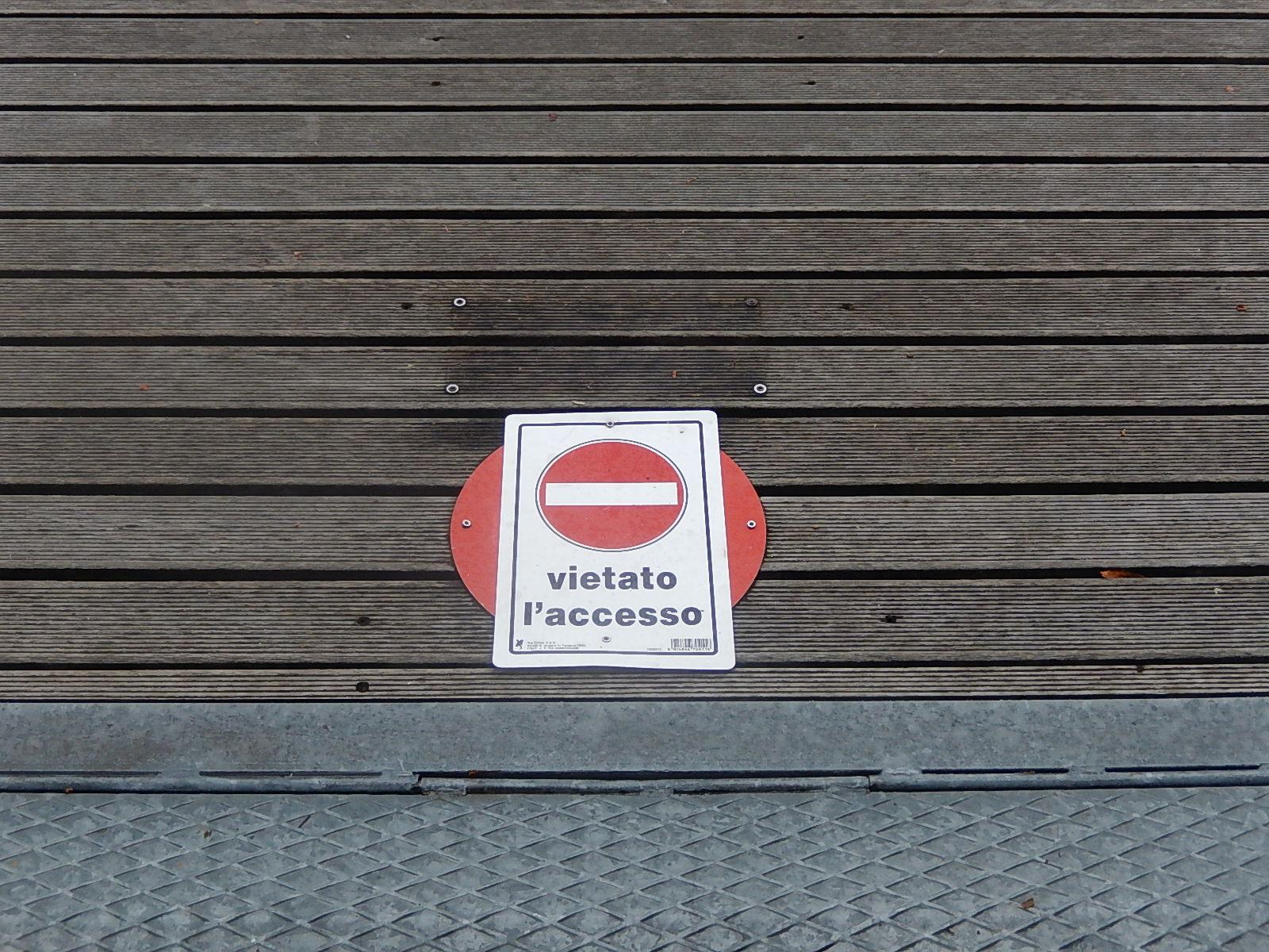 Bootssteg Cannero Riviera