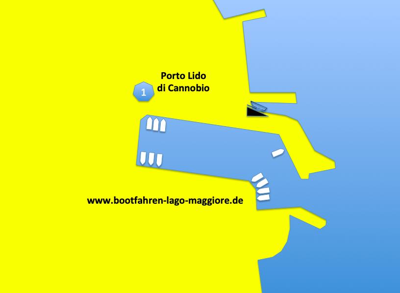 Porto Lido di Cannobio