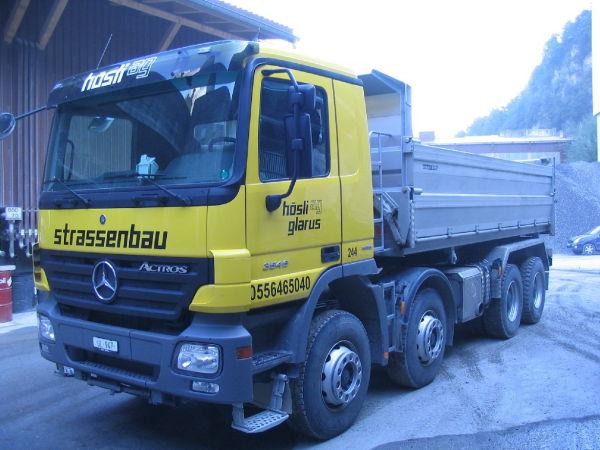 M-244 / Kipper 4-achs / Mercedes 3246 K 8x4/4 / 456kW / Euro 5 / 2007