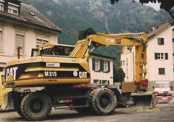 M-107 / Cat M 315 VA / 86kW / 17to