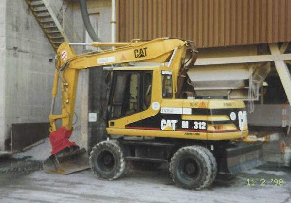 M-106 / Cat M 312 VA / 83kW / 14to