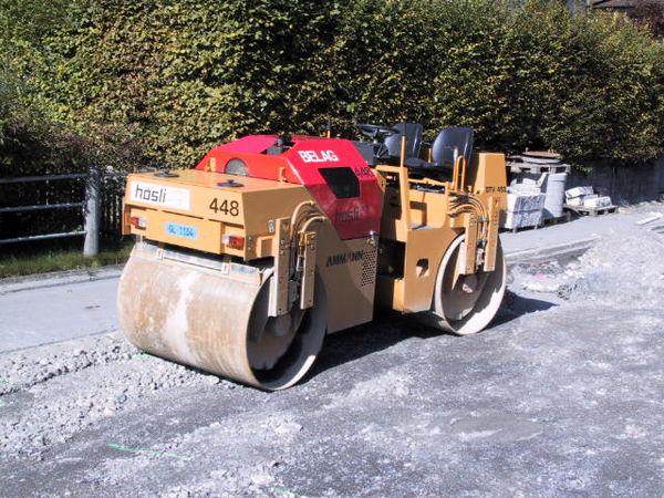 M-448 / Tandem-Vibrowalze Ammann DTV 453 / 47kW / 4900kg