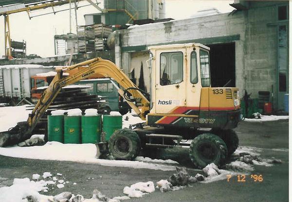 M-133 / Yanmar YB 401-W / 26kW / 4to