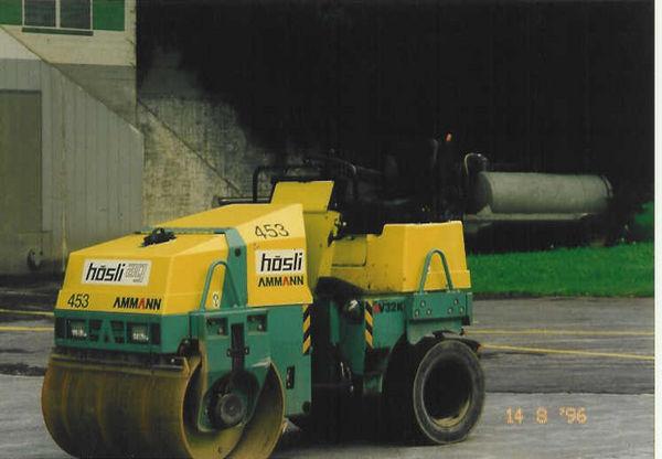M-453 / Vibro-Kombiwalze Ammann AV 32 K / 30kW / 3000 kg