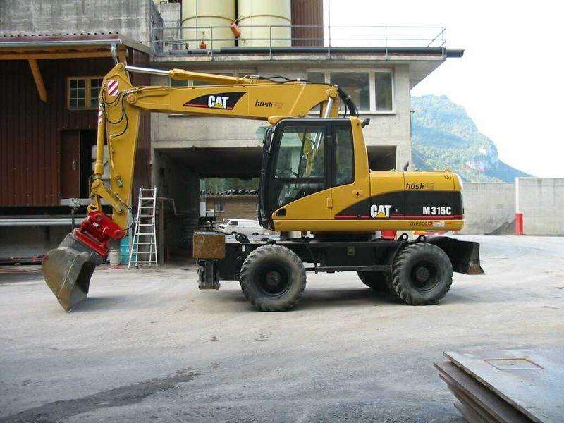 M-131 / Cat M 315 C VA / 96kW / 17to