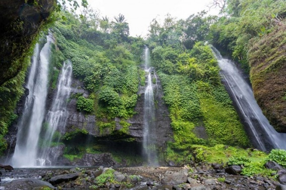 Fiji Waterfalls: Do not miss to swim in its natural pool!