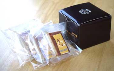BOXパッケージ(105mmX105mmX78mm) 1BOX 3袋入り