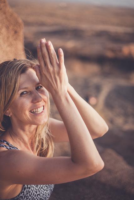 Gabriela Bozic im Yoga-Mama-Interview