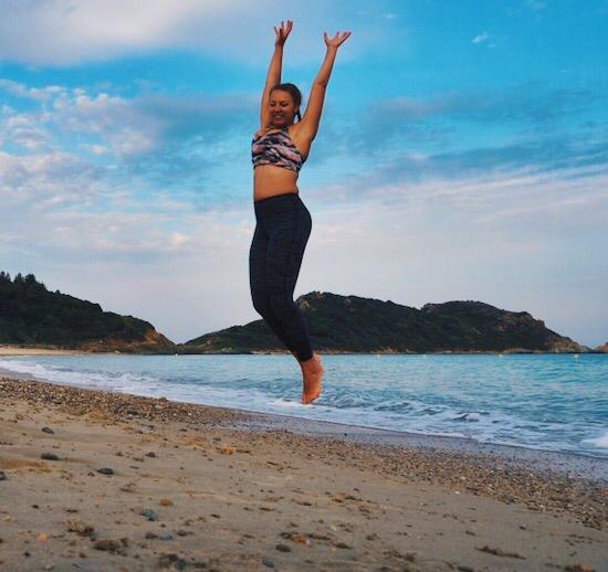 Instagram Fragebogen an Yoga-Mama Nicole Dechow. Yoga Mama Blog MOMazing.