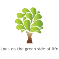Look on the green side of life MOMazing Mama Yoga Blog