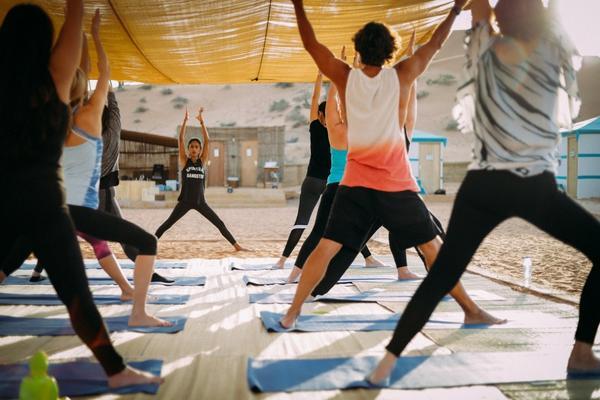 Alma Retreat in Dubai: Yoga Mama MOMazing City Guide Dubai - Simone gibt Tipps für den Duba-Trip in der Schwangerschaft und mit Baby