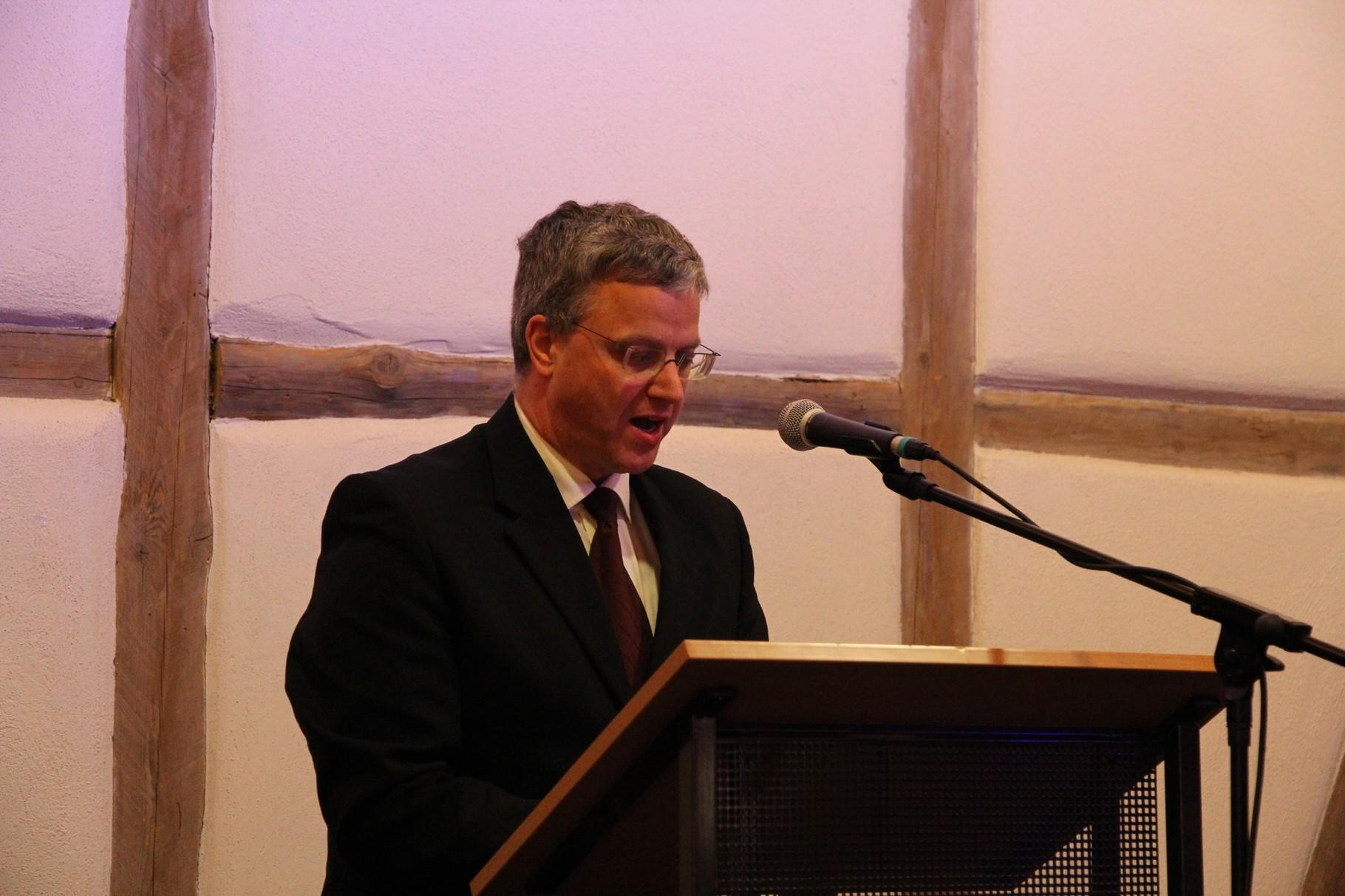 Bürgermeister Thomas Ludwig