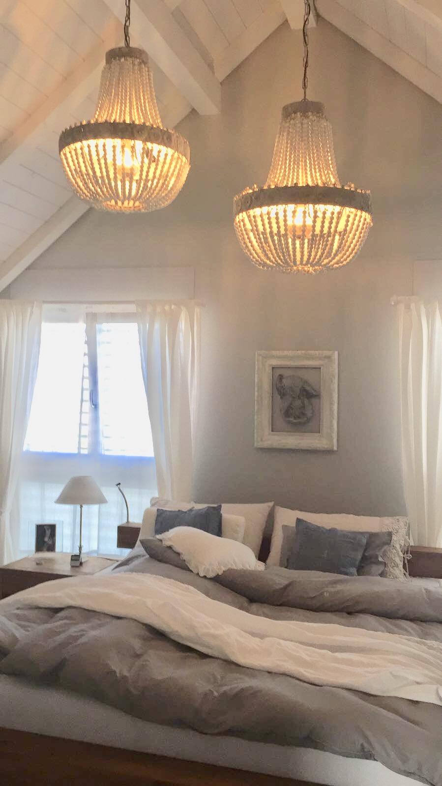 stimmiges neues Woglfühlkonzept im Schlafzimmer umgesetzt