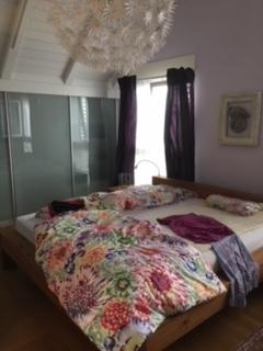 Bett Schlafzimmer vorher
