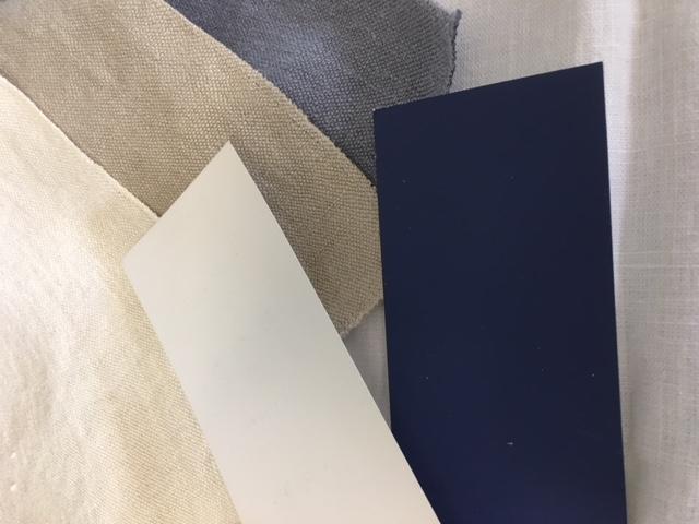 Variante Farben und Material