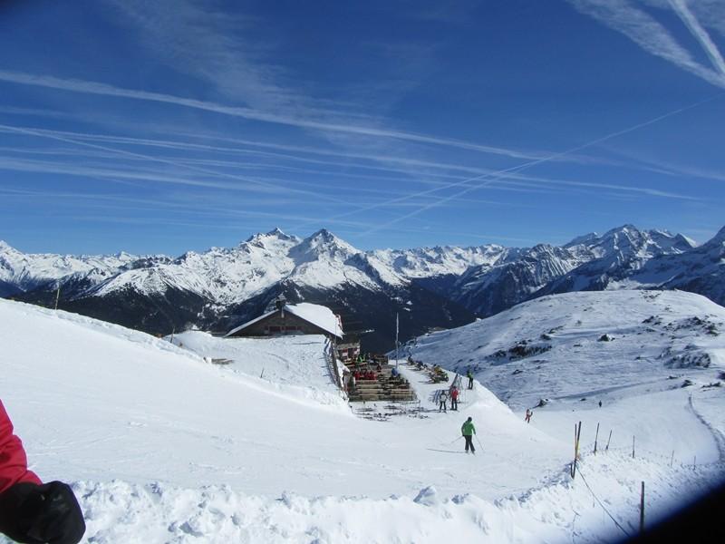 2. Tag: Speickboden - Sonnklarhütte auf 2500 m