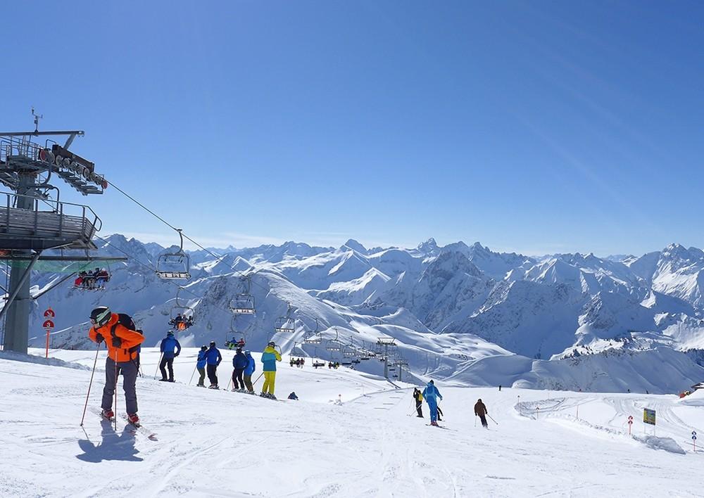 Nebelhornpanorama