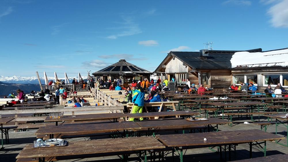 Gipfelrestaurant Alpe Cermis