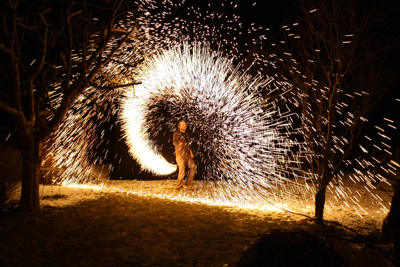 Feuerträumer Feuershow