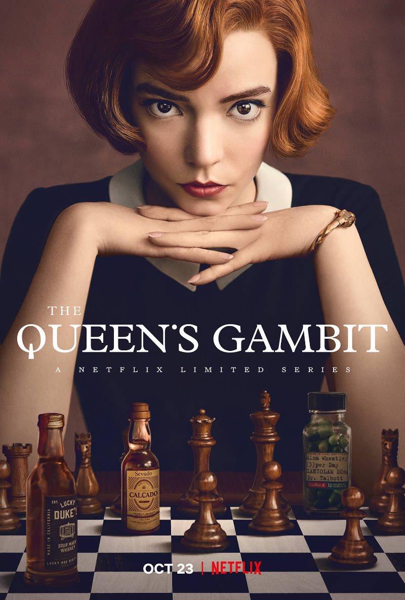 The Queen's Gambit // La nature humaine vue du ciel