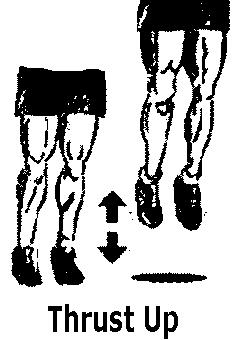 exercice de musculation fessier à domicile