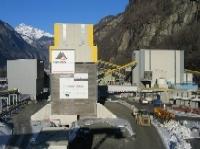 Site de gestion et valorisation du matériel excavé de Pollegio (Bodio)