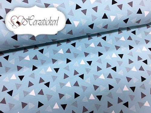 Dreiecke / Mint