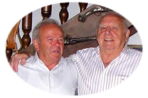 José Crespo Larraza et Patchi Lacan