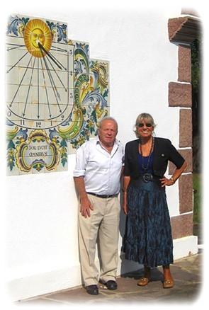 José Crespo Larraza et Daniela