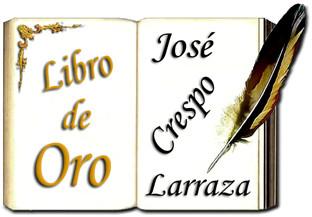 Libro de oro de José Crespo Larraza