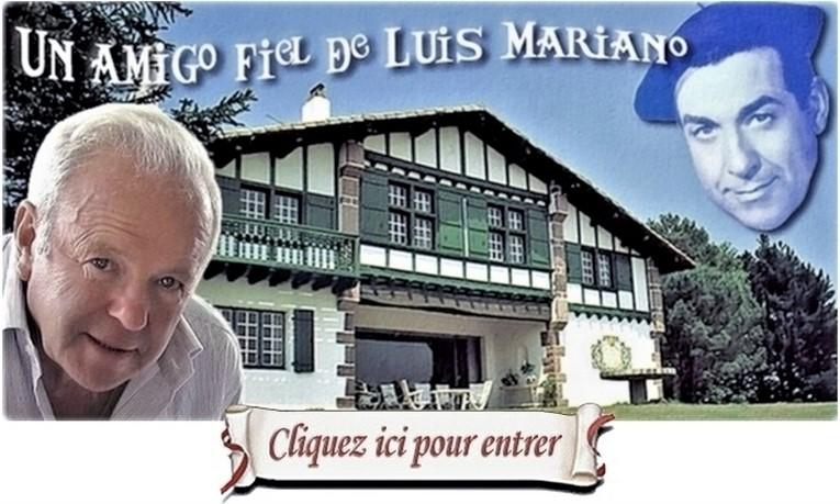 José Crespo Larraza, amigo de Luis Mariano