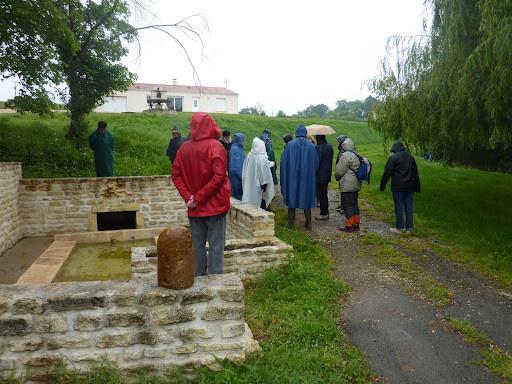 Villars les bois - Font Robert, le lavoir