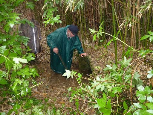 Villars les bois - Chez Bompain, la source