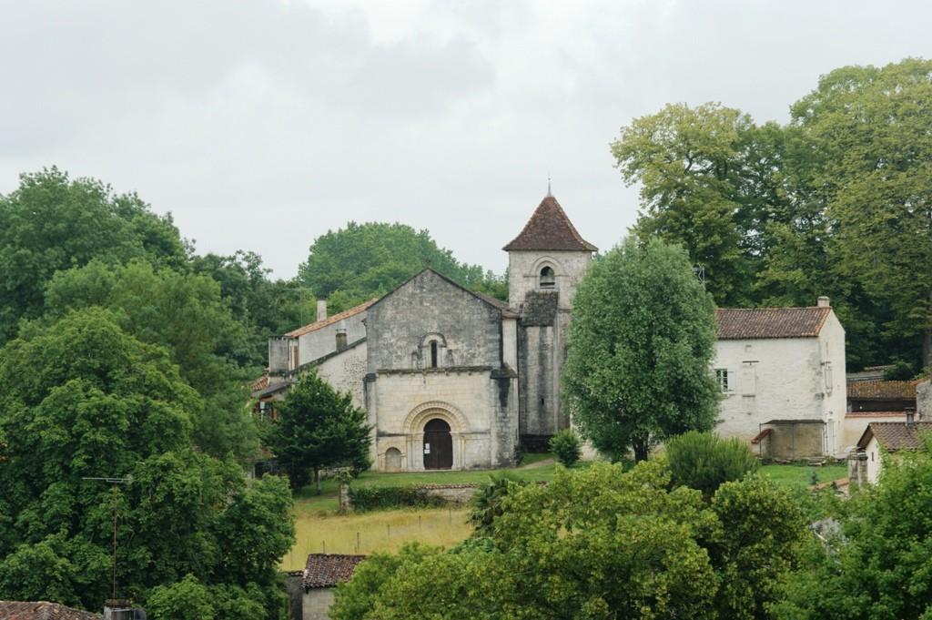 L'église de Saint André de Cognac