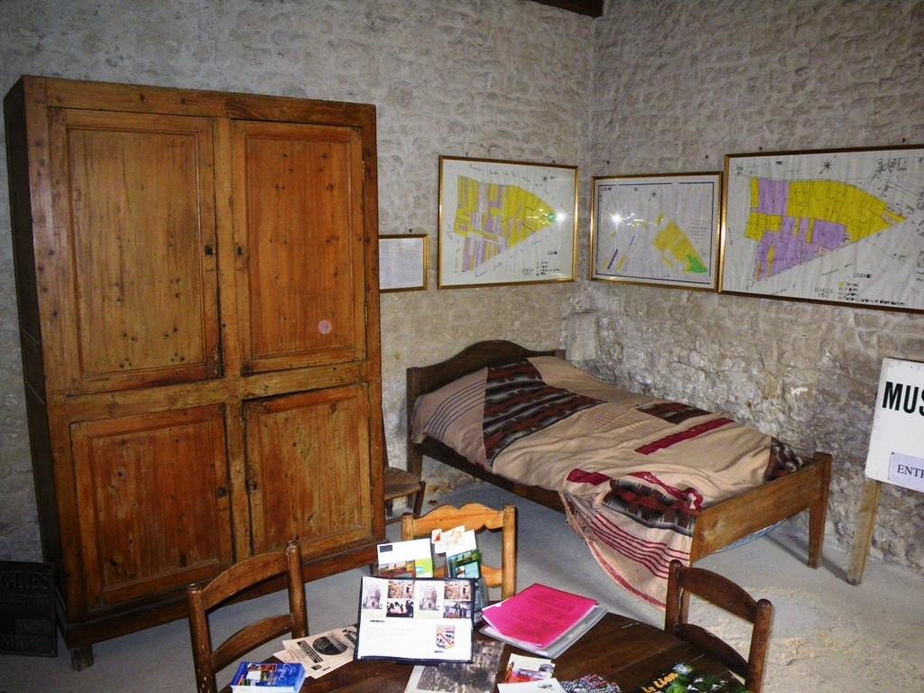 Reconstitution d'un intérieur charentais
