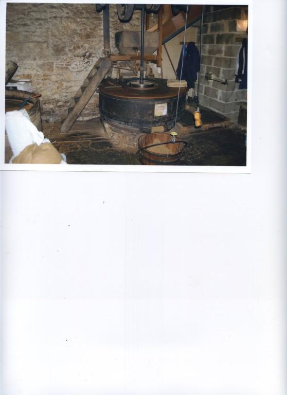 La pâte de noix