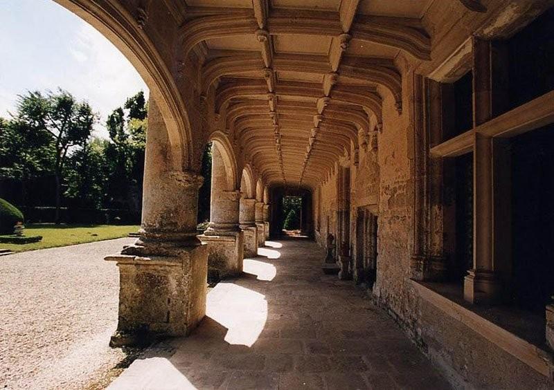 Château de Dampierre sur Boutonne