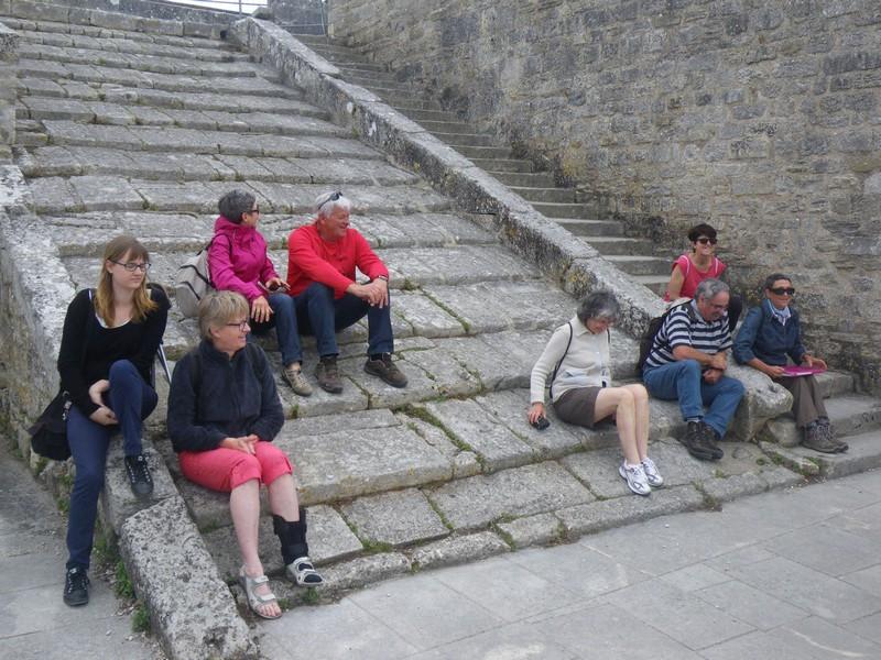 "l'escalier ""Marie Mancini"""