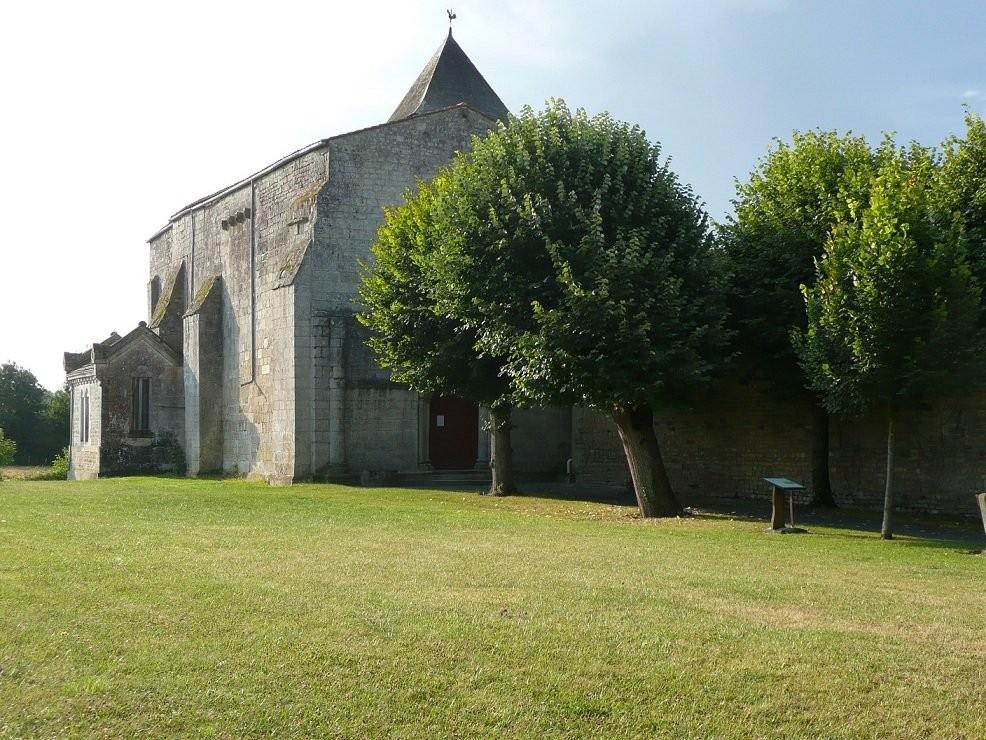 Église de Saint Pierre de l'Isle