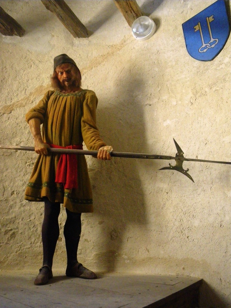 Les habitants de l'époque médiévale étaient parfois un peu rudes
